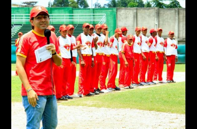 gerente de Café Sello Rojo, dará la bienvenida a los equipos en rueda de prensa