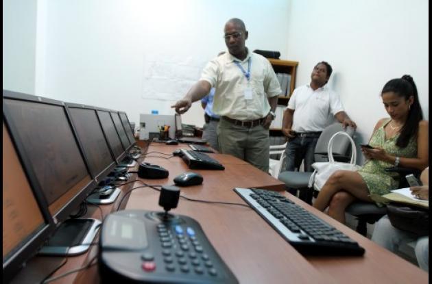 Semaforizacipn en Cartagena