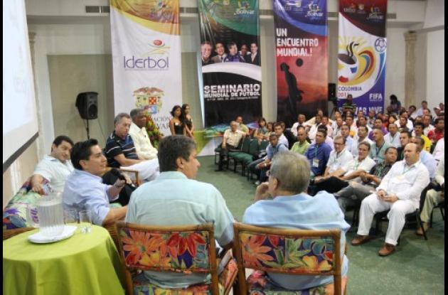 Seminario Bolívar es Mundial.