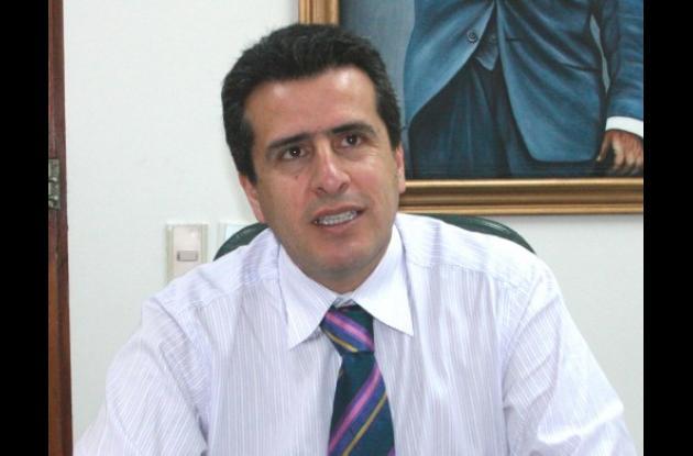 Luis Fernando Velazco, senador por el Partido Liberal.