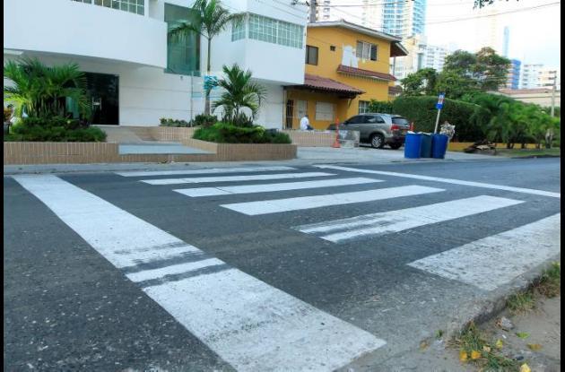 Señalización en vías de Cartagena