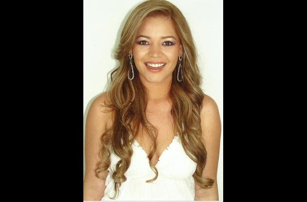 Señorita Arauca: Gina Valentina Díaz Mantilla