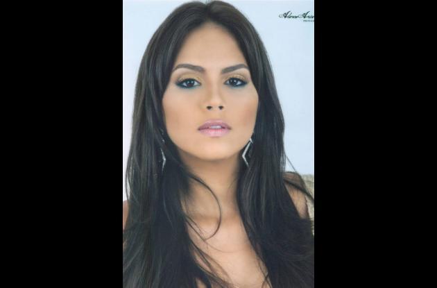 Señorita Atlántico, Yuliana Mejía Restrepo