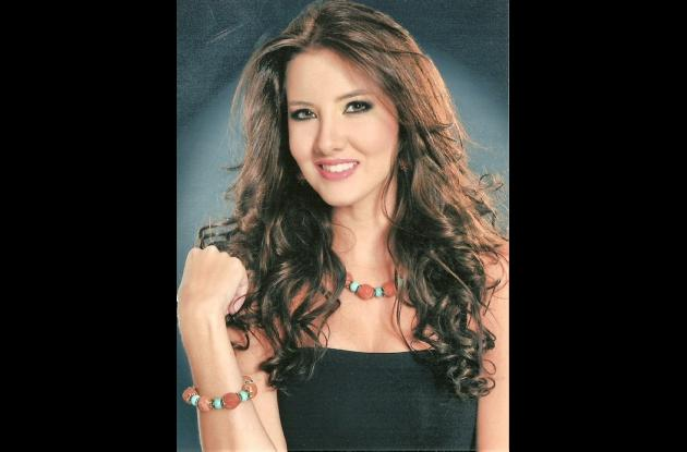 Señorita Atlántico: Daniella Álvarez Vásquez