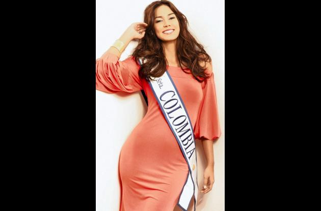 Catalina Robayo Vargas, Señorita Colombia 2010-2011