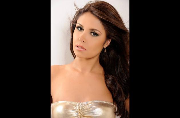 Señorita Cundinamarca, Stephanie Aldana Vanegas