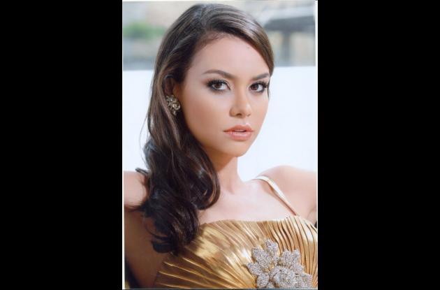Señorita Cundinamarca. Thael Osorio Redondo