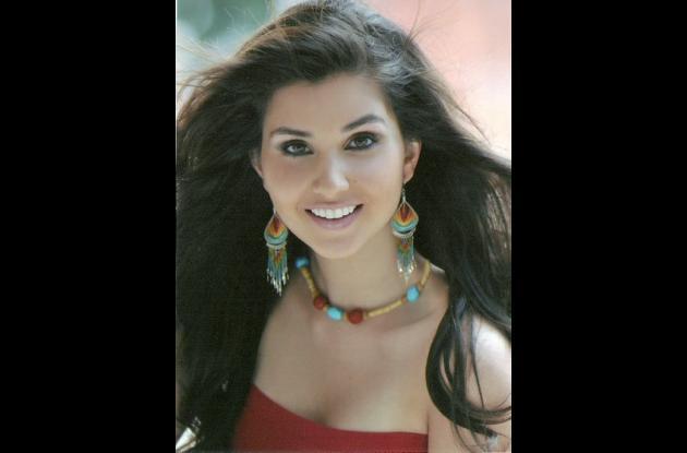 Señorita Meta: Sara Daniela Villarreal Pineda