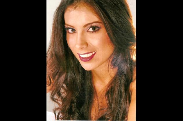 Señorita Nariño. Catalina Lasso Ortiz