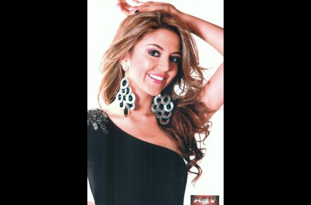 Señorita Sucre, Andrea Peñuela Mogollón