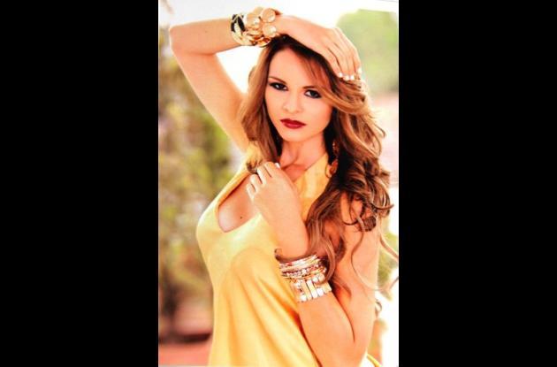 Señorita Tolima: Sandra Paola Arias Muñoz