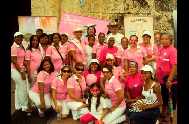 Este sábado, Cena Rosa a beneficio de las pacientes con cáncer de mama