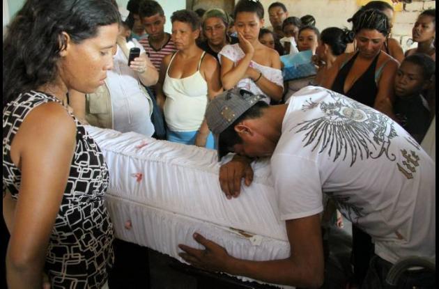 Asesinada niña de 4 años en Barranquilla.