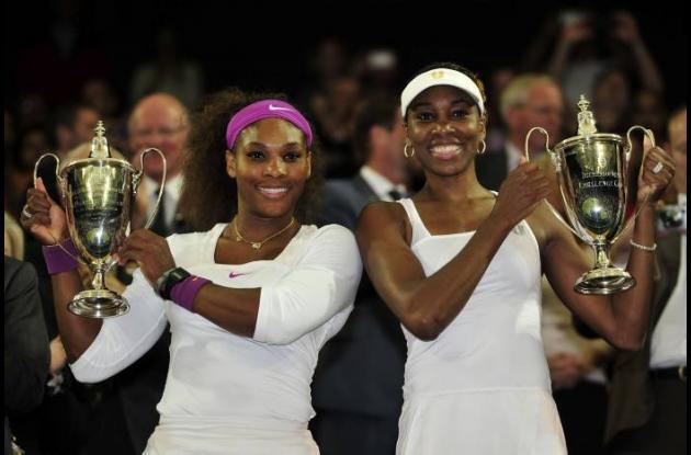 Serena y venus Williams  ganan en wimbledon