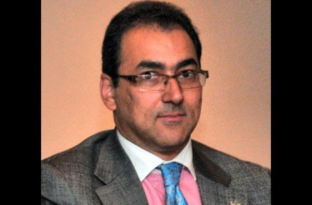 Sergio Díaz-Granados, ministro de Comercio, Industria y Turismo.