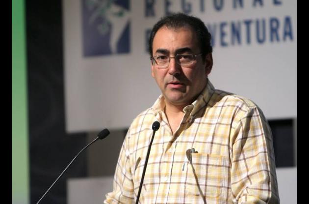 Sergio Díaz Granados, ministro colombiano de Comercio.