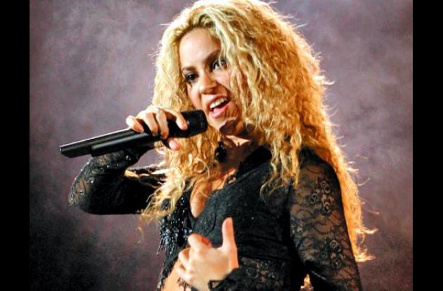 Programa Alas de Shakira ayuda a medio millón de niños.