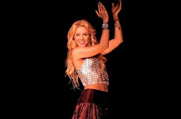 Canal TNT trae a Shakira -en vivo desde París.