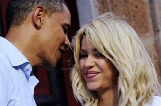 Shakira, figura de la VI Cumbre de las Américas.