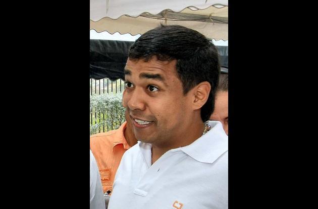Silvio Carrasquilla, candidato a la Alcaldía de Turbaco