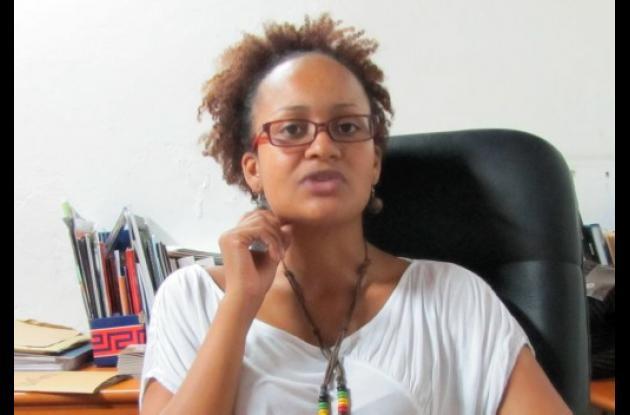 Sindis Meza Pinedo, ex secretaría del Interior del Distrito de Cartagena.