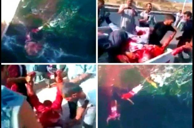 La represión en Siria a dejado a centenares de muertos. La situación en el país