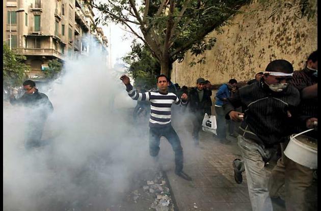 Siria sigue sacudida por las manifestaciones.