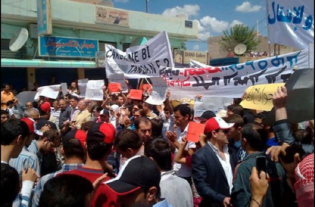 Siria sigue sacudida por las protestas.
