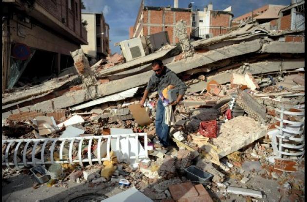 Si el terremoto se hubiese producido en una localidad más moderna, que respondie