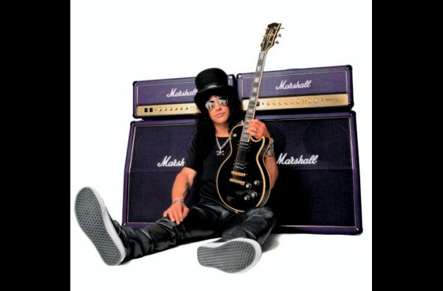 Slash Saúl Hudson