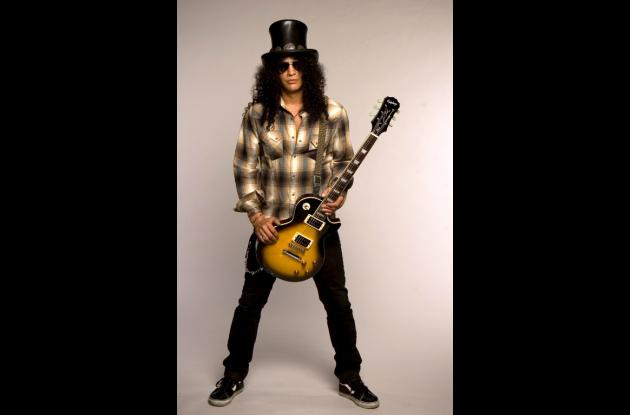 Saúl Hudson Slash
