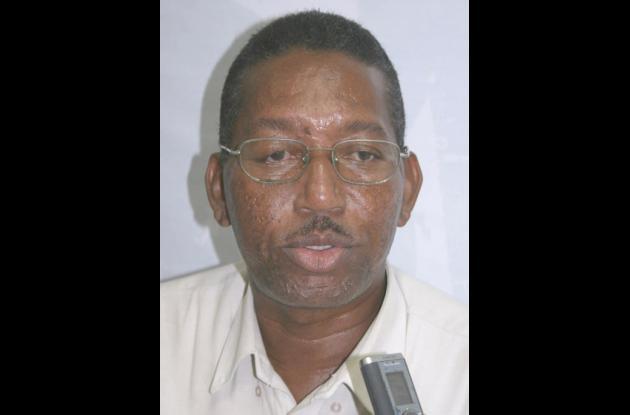 Víctor Pérez Moguea, consultivo nacional afro por Sucre.