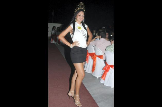 Wendy Fontalvo Prens, actual Reina Popular del 20 de Enero