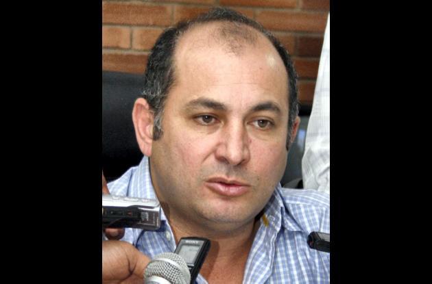 Jorge Barraza Farak, gobernador de Sucre.