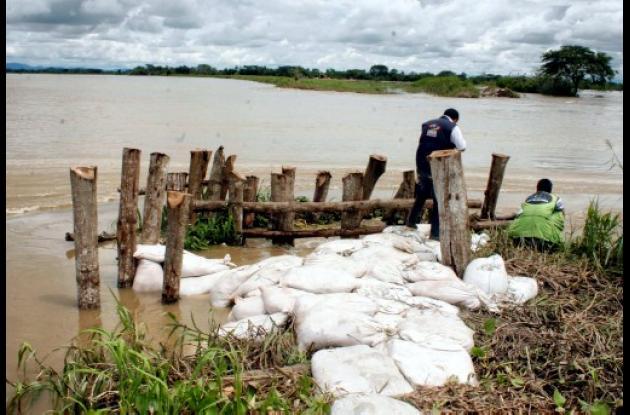 presuntas irregularidades en obras de los diques marginales de La Mojana