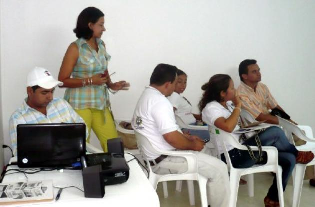 personal del Centro de Escucha Sueños