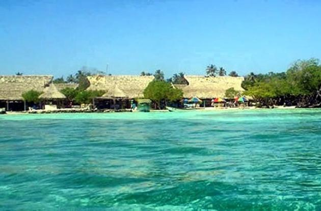 Punta de Múcura, sector turístico