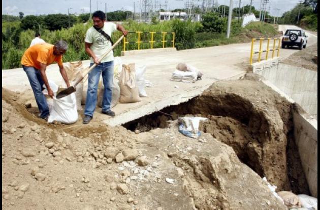 plan para limpieza de arroyos en Sincelejo