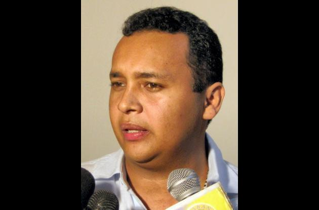 Benjamín Salcedo Pérez, alcalde de Morroa.