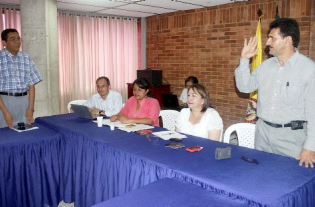 Orlando De La Ossa Nadjar, posicionándose como director de Carsucre