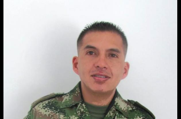Sargento Segundo Carlos Infante Palacios, Jefe Reclutamiento.