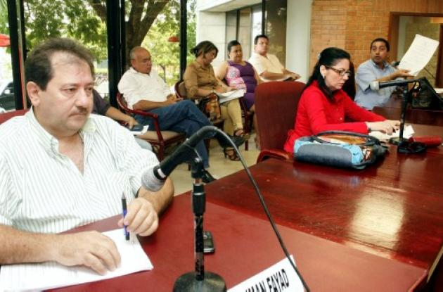 La Asamblea Departamental de Sucre continúa sus sesiones extras