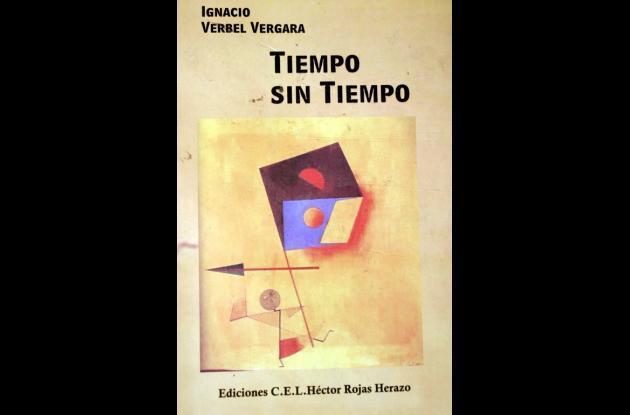 Portada de la nueva obra del escritor sucreño Ignacio Verbel Vergara.