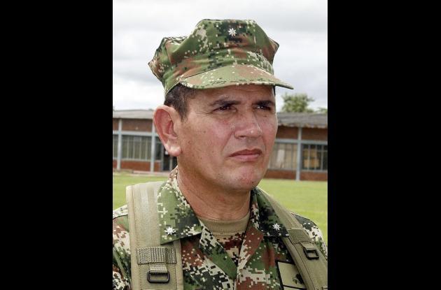Luis Gómez Vásquez, Brigadier General de la Infantería de Marina.