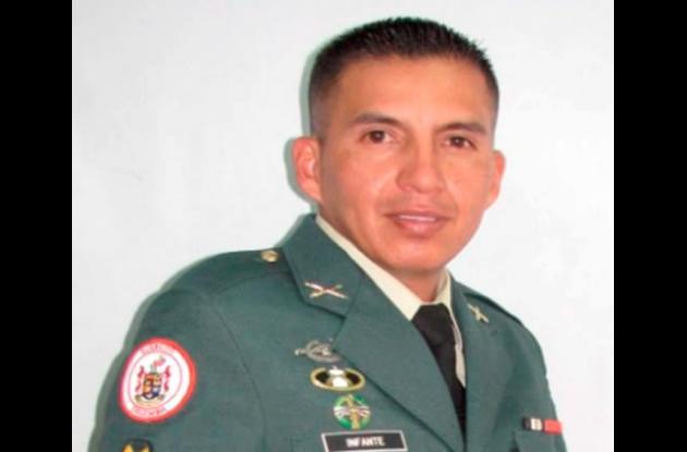 Sargento Segundo Carlos Infante Palacios