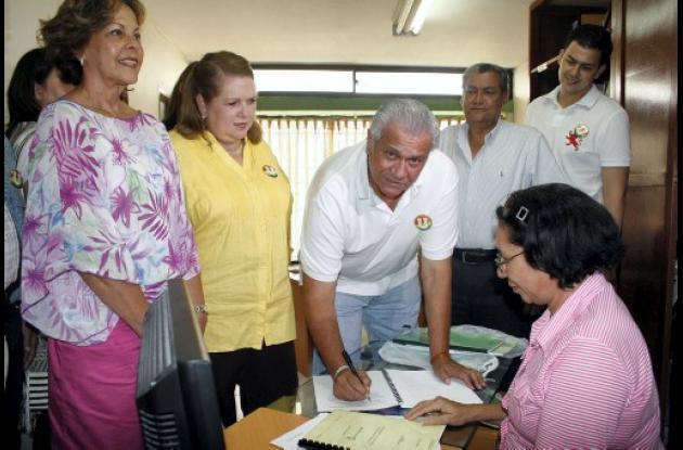Héctor Hernández, aspirante a la Gobernación de Sucre por el partido de la U