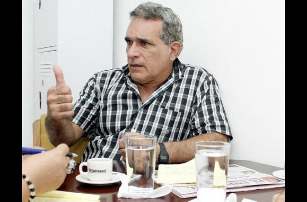 El candidato a la Alcaldía de Sincelejo, Jairo Fernández Quessep