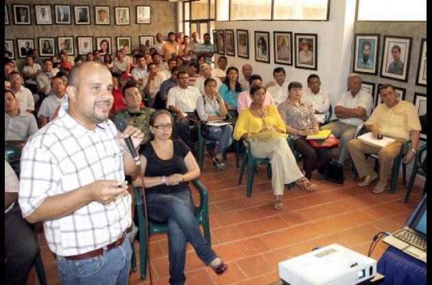 Delegado departamental de la Registraduría en Sucre