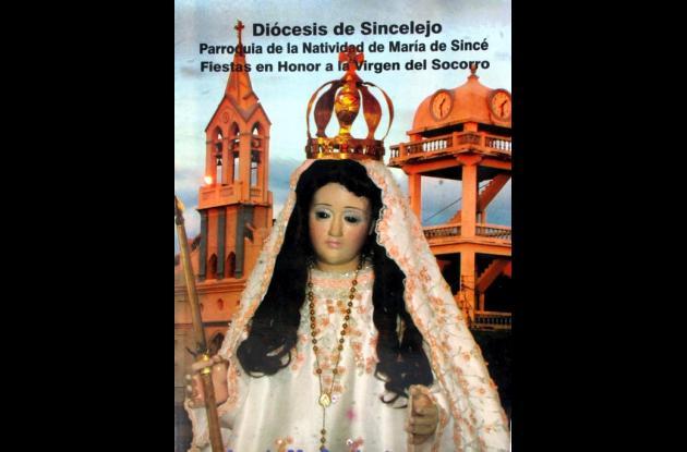 Virgen del Socorro, fervor de los sinceanos.