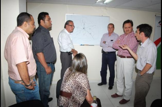 revisión del proyecto de Ciudad Amable.